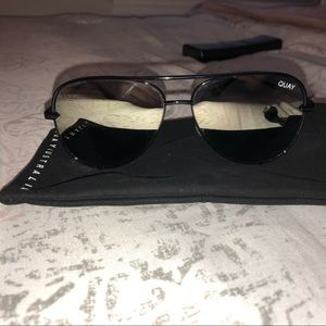 Quay Australia Accessories - Quay Australia high key x desi sunglasses